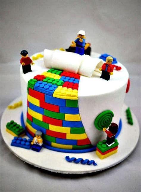 Ausgefallene Geburtstagstorten by Die Besten 17 Ideen Zu Lego Torte Auf Lego