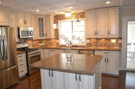 mobile home kitchen remodel mobile home decor pinterest
