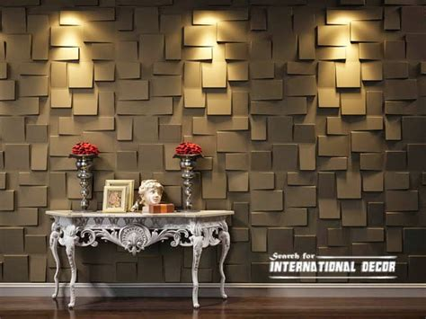 decorative wall decorative wall panels in the interior trends
