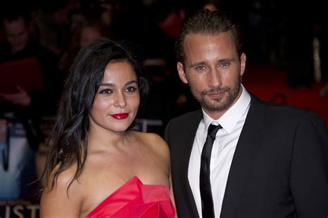 matthias schoenaerts is he married a little chaos s tousled love interest matthias