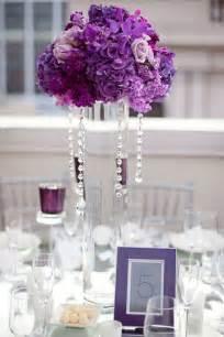 purple centerpieces ideas 25 best ideas about purple wedding centerpieces on