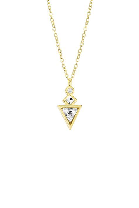 Geometrical Necklace geometric necklace