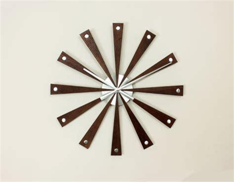 modern contemporary wall clocks modern wood wall clock contemporary clocks by bellacor