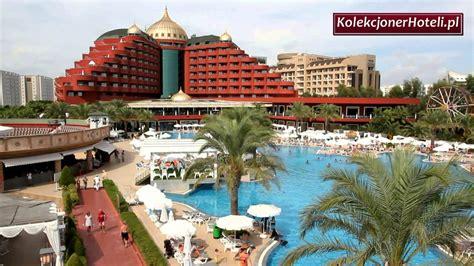 delphin hotel delphin palace hotel antalya turkey