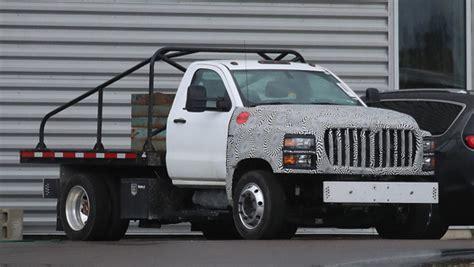 2020 Gmc Medium Duty Trucks by Spied 2019 Gm Medium Duty Commercial