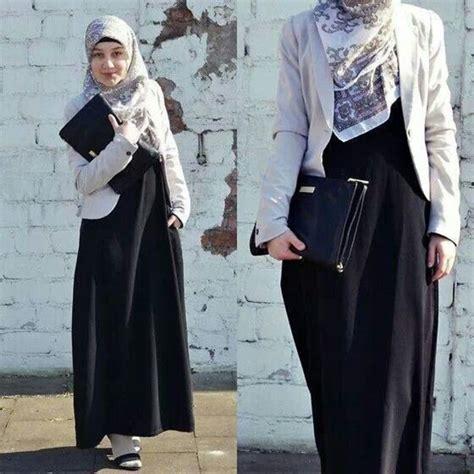 Blazer Muslimah Muslimah Inspiration Blazer Style