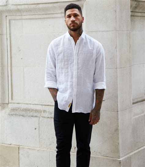Black And White Shirt To Wear With Pants | what to wear with black jeans the idle man
