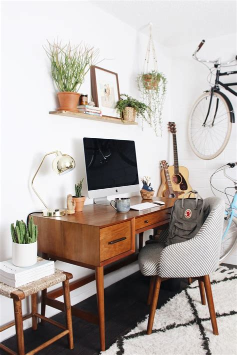 hip home decor the 25 best ideas about wooden desk on pinterest rustic