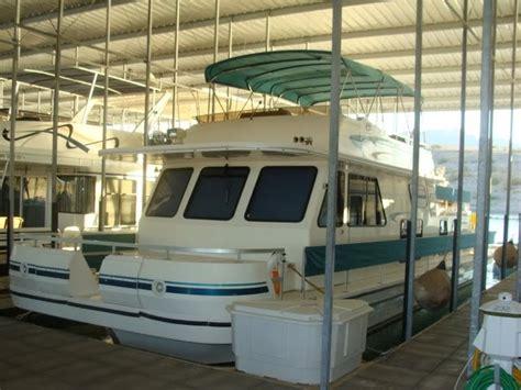 gibson houseboat floor plans boulder boats blog gibson 1997 50 cabin yacht houseboat