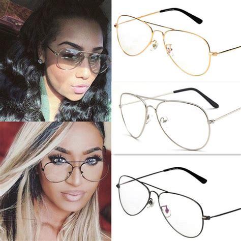 vintage glasses trendy women men sunglasses vintage classic big round