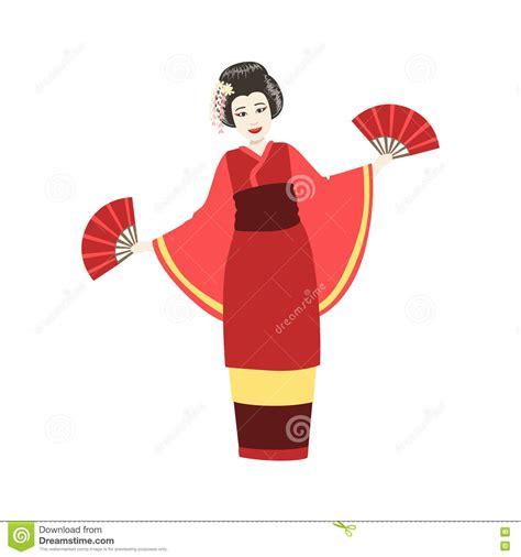 geisha clipart kimono clipart japan culture pencil and in color kimono