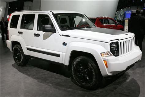 Jeep Names Jeep Names New Model Limited To Succeed Liberty