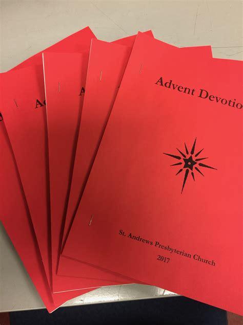 advent devotional advent devotional st andrews presbyterian church