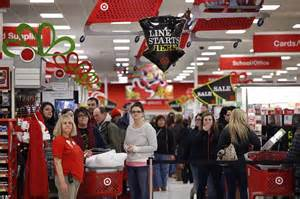 target stores open black friday brawls and arrests on gray thursday overshadow quiet