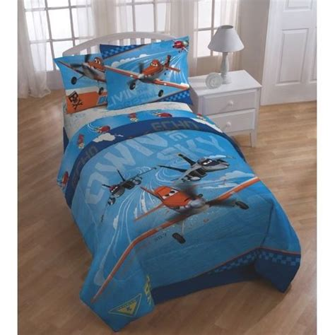 airplane bedding twin new disney planes warm comforter kid s bedding twin