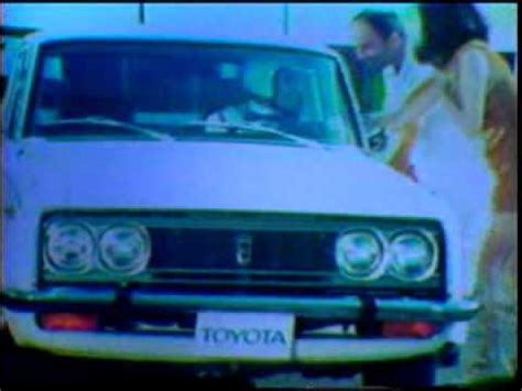 toyota tv drive thru classic tv commercial toyota versus the green
