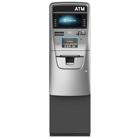 Mesin Atm Hyosung atm machine transparent background png mart