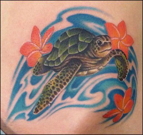 realistic mermaid tattoo baby sea turtle tattoos liz cook realistic sea turtle