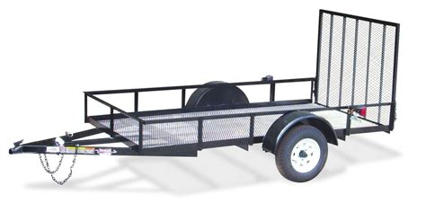 flat bed trailers hooper trailer sales small utility trailers
