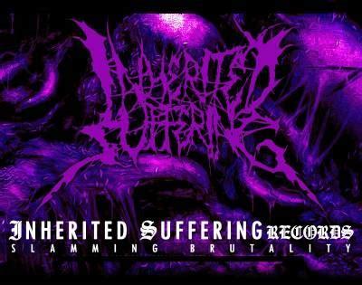 begging for orgasmic selfmutilation 2012 album inherited suffering records label liste de groupes