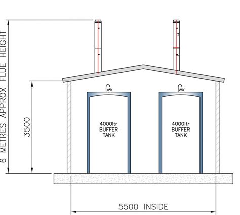 Boiler Room Schematic by System Design Exles