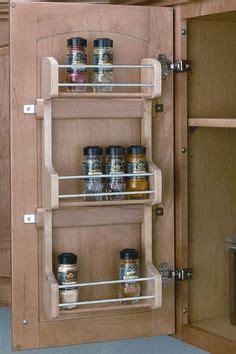 inside kitchen cabinet door storage kitchen cabinetdoor organization on