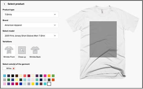 design mockup generator the best t shirt templates clothing mockup generators