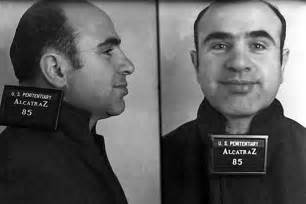Al Capone Criminal Record You Can Now Buy Al Capone S Arrest Record For 195k Page Six