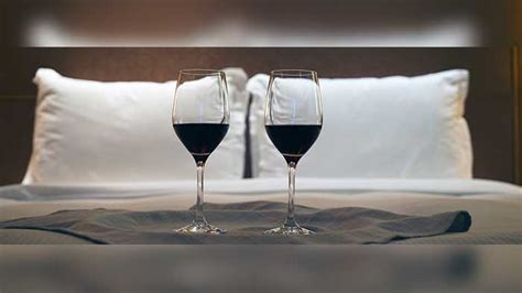 drinking wine before bed harvard study explores the link between drinking wine