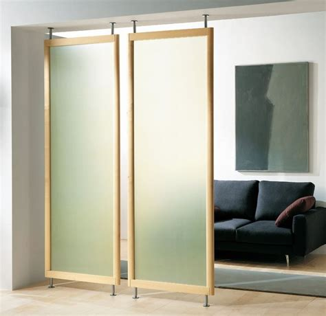 room wall dividers best 25 sliding room dividers ideas on