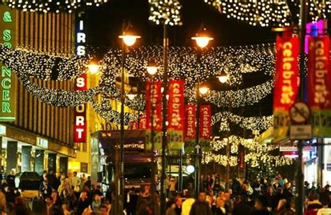 Newcastle City Council Could Axe Decorations Chronicle Live Lights In Newcastle