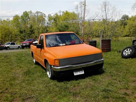 isuzu amigo lowered 1991 isuzu pup 4 000 100592694 custom mini truck