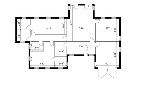 building plan 2d floor plans for estate agents