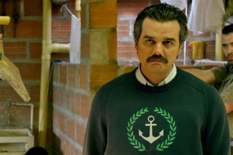 Clean Stand Up Comedy by Pablo Escobar S Sweaters On Narcos Are A Fashion Triumph