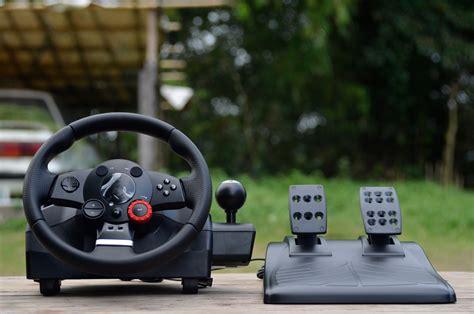 volante logitech gt logitech driving gt racing wheel review techporn