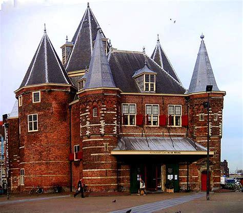 waag amsterdam restaurant caf 233 waag nieuwmark flickr