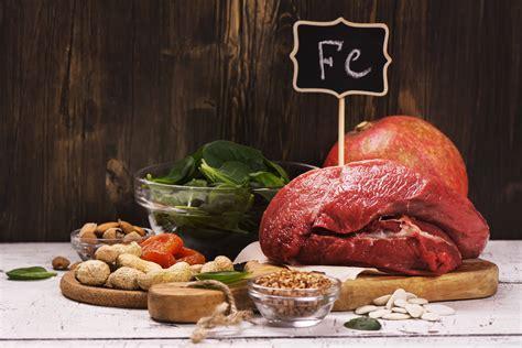 carenza di ferro alimentazione soffri di anemia carenza di ferro aiutati con una sana
