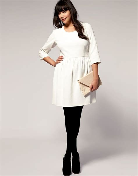 black white dress with tights white dress black tights wear