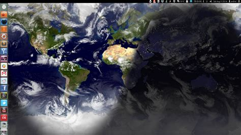 live earth wallpaper ubuntu cara menggunakan wallpaper clock live earth wallpaper di