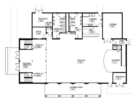 Floor Plans For Barns by Barn Floor Plans Barn Plans Vip