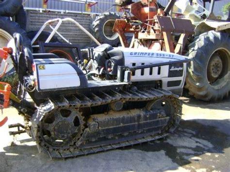 Lamborghini Crawler Tractor Crawler Agricultural Tractor Lamborghini Grimper 55