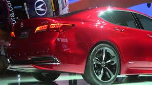 acura 2015 tlx precision all wheel steer 2016