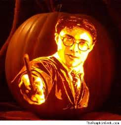 harry potter pumpkin carving templates these themed o lanterns are cooler than your