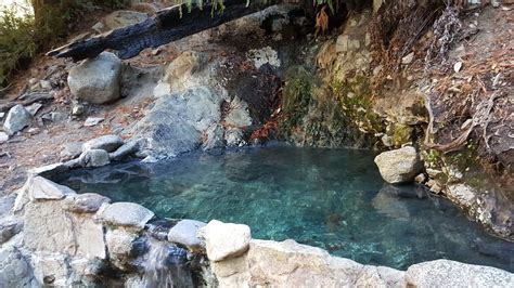 hot sur sykes hot springs via pine ridge trail california alltrails com