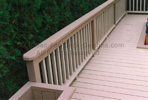 different deck designs deck railing designs and ideas glass wood aluminum ideas