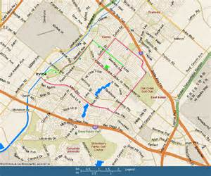 of california irvine map image gallery irvine map