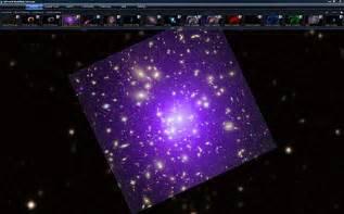 imagenes del universo desde la nasa la nasa y microsoft ponen im 225 genes del universo a