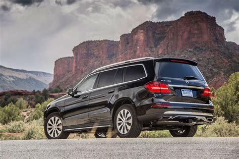 2017 mercedes gls class review the s class of suvs