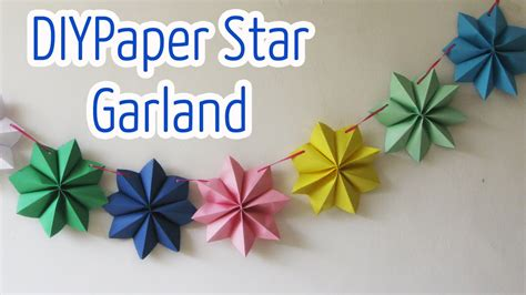 paper craft projects diy crafts paper garland diy crafts