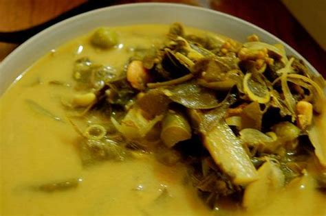 Pliek U Bumbu Aceh By Bangheri resep membuat kuah pliek masakan khas aceh